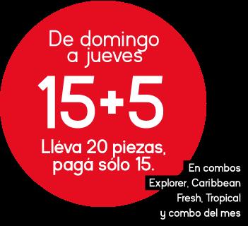 Promo15+5